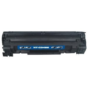 New Compatible black ink toner cartridge CB435A (better than refurbished, remanufactured, refilled or recycled replacement) for HP LaserJet P1006, P1005 P-1006/1005 laser jet Printer