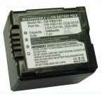 Battery for Panasonic NV-GS60EB-S NV-GS65 NV-GS70 NV-GS85 PV-GS180 7.4V 1440mAh