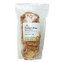 Sunfood Pineapple, Certified Organic, Non-GMO, Vegan, Raw, 1lb