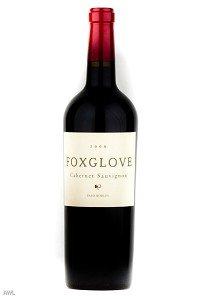 Foxglove Cabernet Sauvignon 2010 750Ml