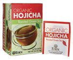Eden Foods - Organic Hojicha Roasted Green Tea - 16 Tea Bags