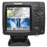 Humminbird 4089501  598ci HD Si Combo Side Imaging/down Imaging Dualbeam Fishfinder And Gps