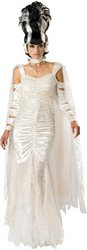 WMU - Monsters Bride Elite Women's Costume Extra Large