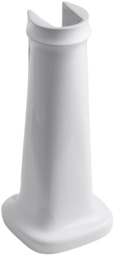 Why Choose KOHLER K-2346-0 Bancroft Pedestal, White