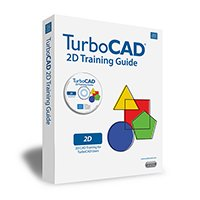 TurboCAD 17 2D Training Guides