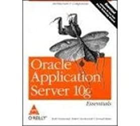 [(Oracle Applications Server 10g Essentials)] [by: Donald Bales]