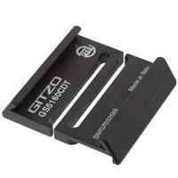 Gitzo GS5160CDT Arca Quick Release Plate Adapter (Black)