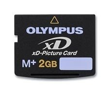 Olympus XD Picture Card 2GB M+Type