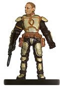 Star Wars Miniatures: Republic Commando Training Sergeant # 9 - Legacy of the...