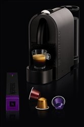 U Espresso Maker Color: Matte Grey