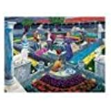 Myster Puzzle - Murder At the Museum By Gene Dieckhoner - 1000 Pieces