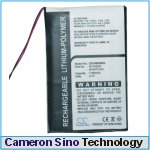 Replacement battery for Palm M550, TUNGSTEN T1, TUNGSTEN T2, TUNGSTEN T3, Zire 31, Zire 71, Zire 72, Zire 72s
