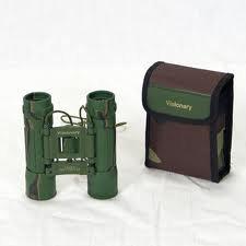 binoculars Visionay DX 10x25 CAMO - great for bird watching etc