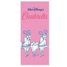 Disney's Cinderella Table Cover - 1