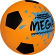 Wave Runner Mega Sport, Soccer Ball, Orange (#1 Water Skipping Ball)