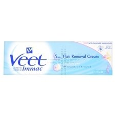 Veet 3 Min Hair Removal Cream Sensitive Skin