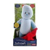 Playskool, In the night garden, Musical Igglepiggle Soft Plush Talking with a DVD !!