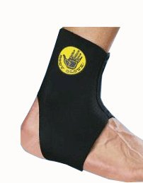 Body Glove Sized Slip-on Ankle Support Sports Tennis Baseball Football Wrap Brace,... by Body Glove