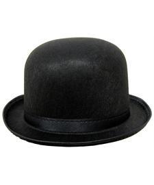 Derby Hat - Black