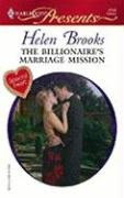 Image of The Billionaire's Marriage Mission