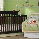 Winnie the Pooh & Friends 3-piece Crib Bedding Set