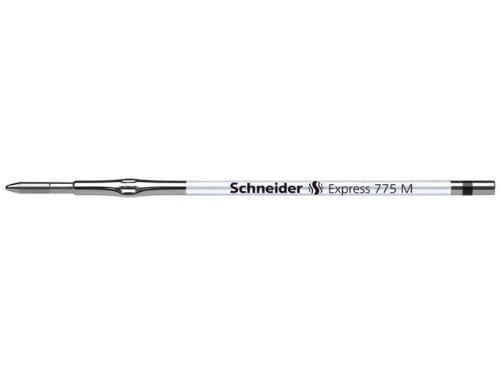 Schneider Express 775 Recharge pour stylo bille Pointe M Encre permanente marron Lot de 20 (Import Allemagne)
