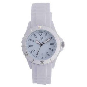 Reflex SR006 Ladies / Unisex White Silicon Sports