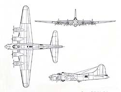 Howanski: Boeing B-17 Flying Fortress