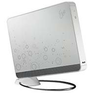 Asus EeeBox EBXB202-WHT-X0081 Desktop PC (1.6 GHz Intel Atom Processor, 1 GB RAM, 160 GB Hard Drive, XP Home) White
