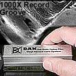 Dak Anti Static Carbon Fiber Vinyl Record Care System