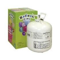 ヘリウム缶 バルーンタイム 使い捨て400L