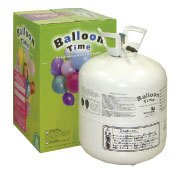 Helium balloon time disposable cans 400L