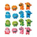 Monster Sugar Decorations Cookie Cupcake Cake 12 Count
