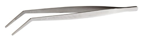 Mercer Culinary Offset Precision Tongs, 9-3/8-Inch