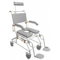 Roll InBuddy Shower Commode Chair With Tilt Health Persona