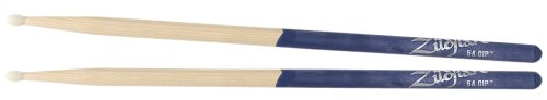 Zildjian 5Anp 5A Nylon Tip Purple Dip Drumsticks