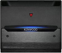 Kenwood Kac-8405 4 Channel 720 Watt Class Ab Amplifier from KENWOOD