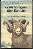 img - for Goats, Sheep, and How They Live book / textbook / text book