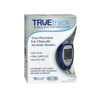Image of Truetrack True Track Smart System Blood Glucose Monitor (B008FNL148)
