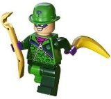 LEGO DC Universe Super Heroes The Riddler (2014)