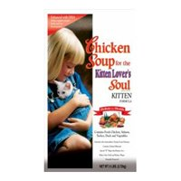 Detail image Chicken Soup for the Kitten Lover's Soul Dry Food, Chicken Flavor, 6 Pound Bag