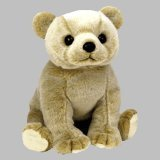 TY Beanie Buddy - ALMOND the Bear