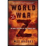 World War Z- An Oral History of the Zombie War (07) by Brooks, Max [Paperback (2007)]