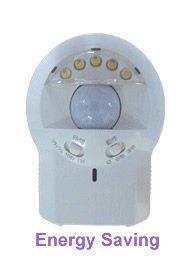 Lumière automatique infra-rouge