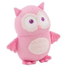 "Breathablesâ""¢ Mesh Toy by BreathableBaby - Pink Owl"