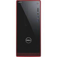 2016 Newest Dell Inspiron i3650 Flagship Desktop PC, Intel Quad-Core i7-6700 Processor, 16GB RAM, 2TB HDD, AMD Radeon HD R9 360, DVD+/-RW, WiFi, HDMI, Windows 7 &10 Professional