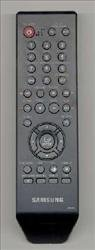 Samsung Remote Control - Assembly Dvd - 108 Part # Ak59-00084Q