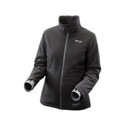 Women's Small Black Lithium Ion Cordless Heated Jacket Kit by Milwaukee Electric Tools (Milwaukee Cordless Heated Jacket compare prices)