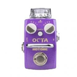 Hotone Octa Digital Octave Effects Pedal from Hotone