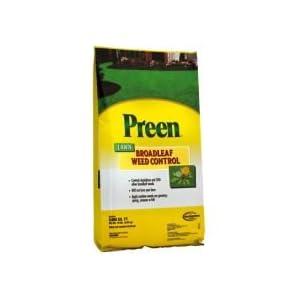 Preen Lawn Broad Leaf Weed Control - 11 lb. #2463696